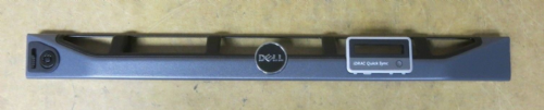 Dell 8JP02 PowerEdge R630 iDRAC Quick Sync Security Server Bezel With Key